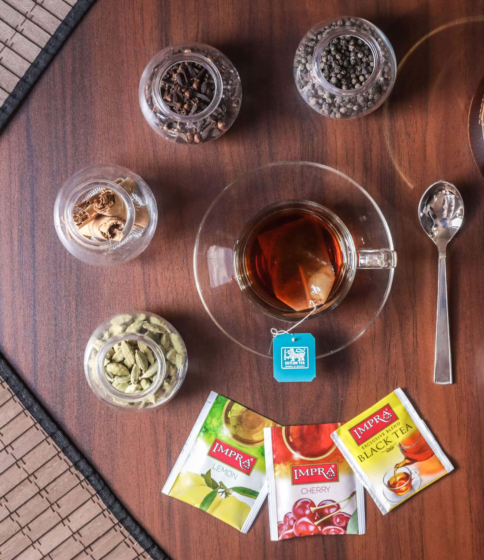 Imperial Teas Group Impra Tea